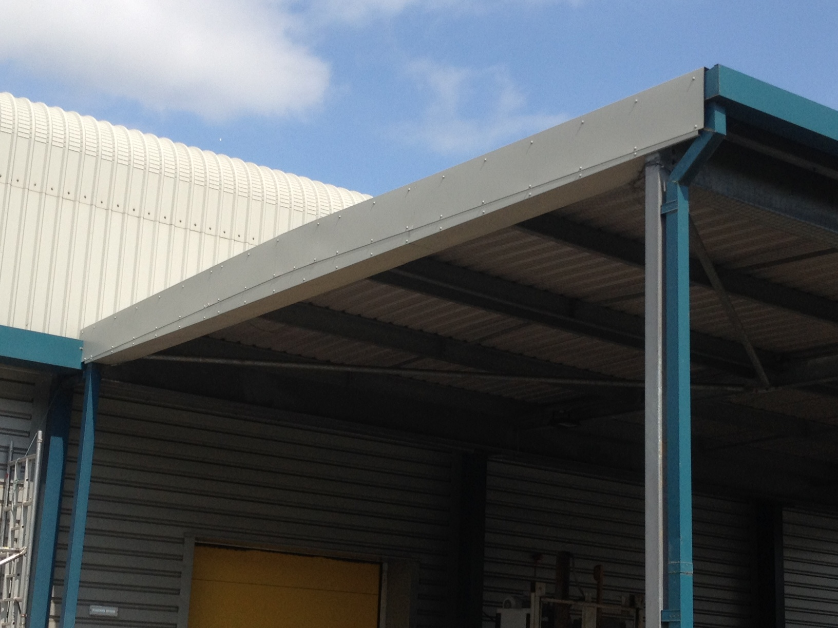 Rms Grantham National Commercial Amp Industrial Roofing
